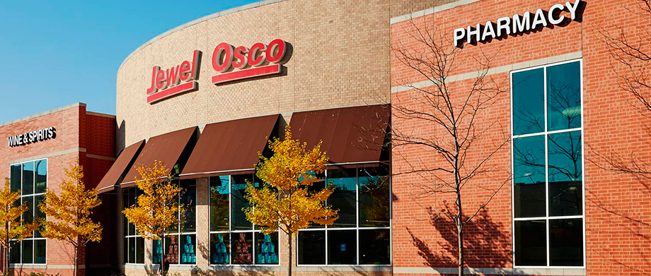 Jewel Osco Exterior, Slide 4