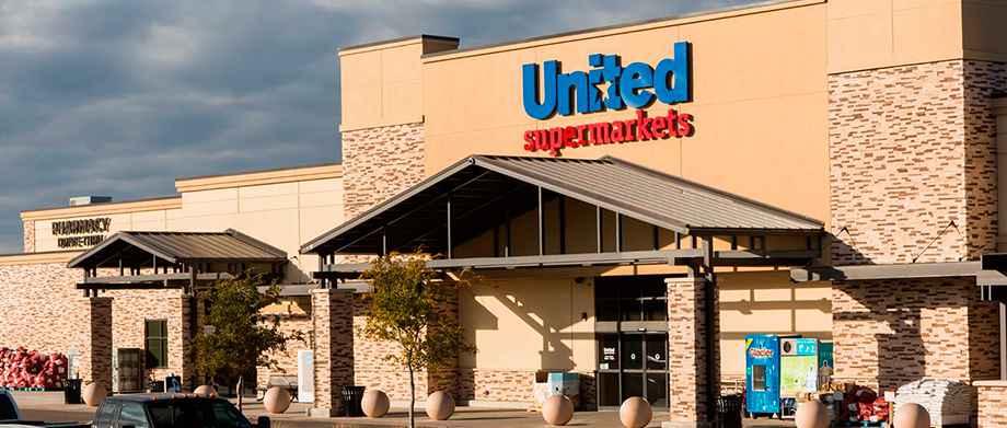 United Supermarkets Exterior, Slide 7